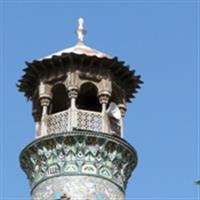 Iran, Qazvin5- Moscheea de Vineri2