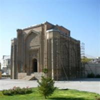 Iran Hamadan Alavian tomb