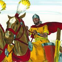 Capitolul 19 din Cartea I a Cronicilor – Biblie