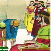 Capitolul 20 din Cartea I a Cronicilor – Biblie