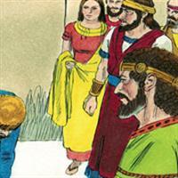 Capitolul 21 din Cartea I a Cronicilor – Biblie
