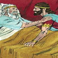 Capitolul 28 din Cartea I a Cronicilor – Biblie