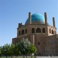 Iran Soltanieh dome2