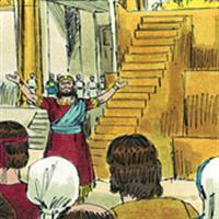 Capitolul 6 din Cartea II-a Cronicilor – Biblie