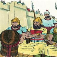 Capitolul 32 Partea I din Cartea II-a Cronicilor – Biblie