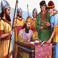 Capitolul 6 din Cartea I a lui Ezdra – Biblie