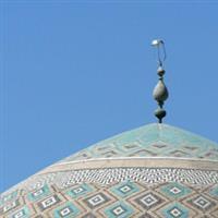 Iran Yazd Kabir Jameh mosque1