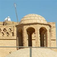 Iran Yazd Kabir Jameh mosque2