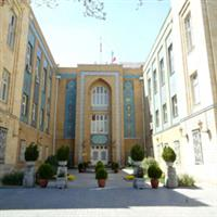 Iran Tehran Bagh-e Melli2
