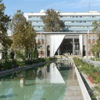 Iran Tehran Palatul Golestan1