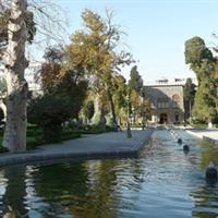 Iran Tehran Palatul Golestan3