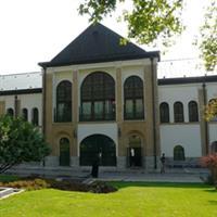Iran Tehran Complexul cultural Niavaran4
