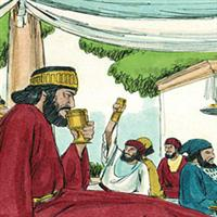 Capitolul 1 Partea I din Estera – Biblie