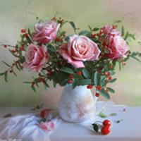 Flori de 8 matie