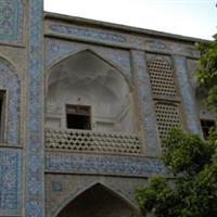 Iran Shiraz Madraseh-ye Khan