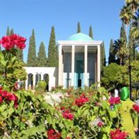 Iran Shiraz Mormantul lui Saadi
