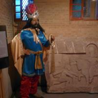 Iran Shiraz Zinat ol Molk Muzeul Fars