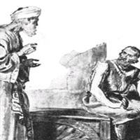 Capitolul 4 din Cartea lui Iov – Biblie