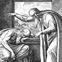 Capitolul 8 din Cartea lui Iov – Biblie