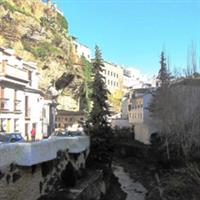 Spania  Setenil de las Bodegas
