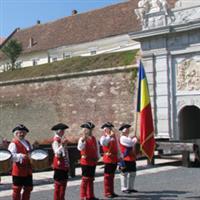 Alba Carolina5, Changing guard ceremonies