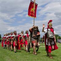 Alba Carolina6, the new Roman guard