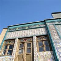 Iran Kermanshah Tekieh Moaven-ol-Molk1