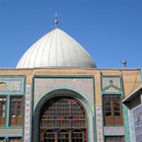 Iran Kermanshah Tekieh Moaven-ol-Molk3
