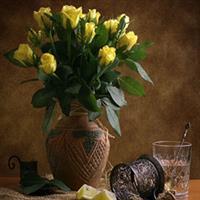 Oricine iubeste o floare