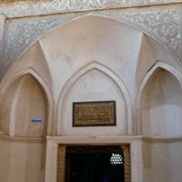 Iran Kashan traditional house1