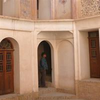 Iran Kashan traditional house2