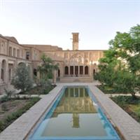Iran Kashan traditional house4