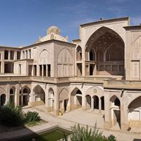 Iran Kashan traditional house6