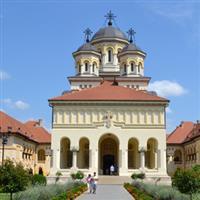 Alba Iulia, Catedrala