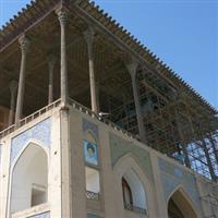 Iran Esfahan Ali Qapu3