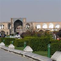 Iran Esfahan bazaar4