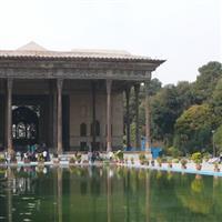 Iran Esfahan Cehel Sotun Palace4