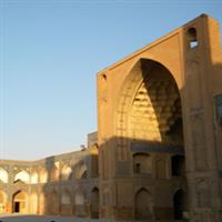 Iran Esfahan Moscheea de Vineri2