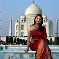 Famous visitors of the Taj Mahal