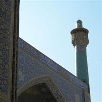 Iran Esfahan Moscheea Sahului1
