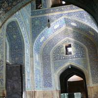 Iran Esfahan Moscheea Sahului2