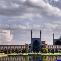 Iran Esfahan Moscheea Sahului4