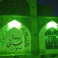 Iran Esfahan Shaia mosque, Ismail shrine1
