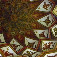 Iran Esfahan Shaia mosque, Ismail shrine2