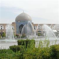 Iran Esfahan Moscheea Lotfollah1