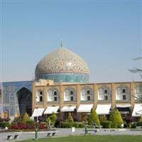 Iran Esfahan Moscheea Lotfollah2