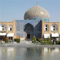 Iran Esfahan Moscheea Lotfollah3