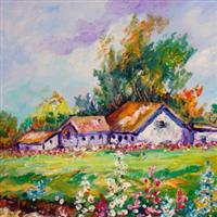 pictori onesteni - Maria Cucu