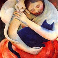 Cat & Art1