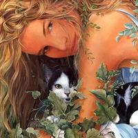 Cat & Art4